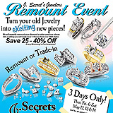 Diamond Remount Sample Ad