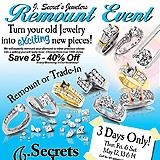 Diamond Remount Sample Ad