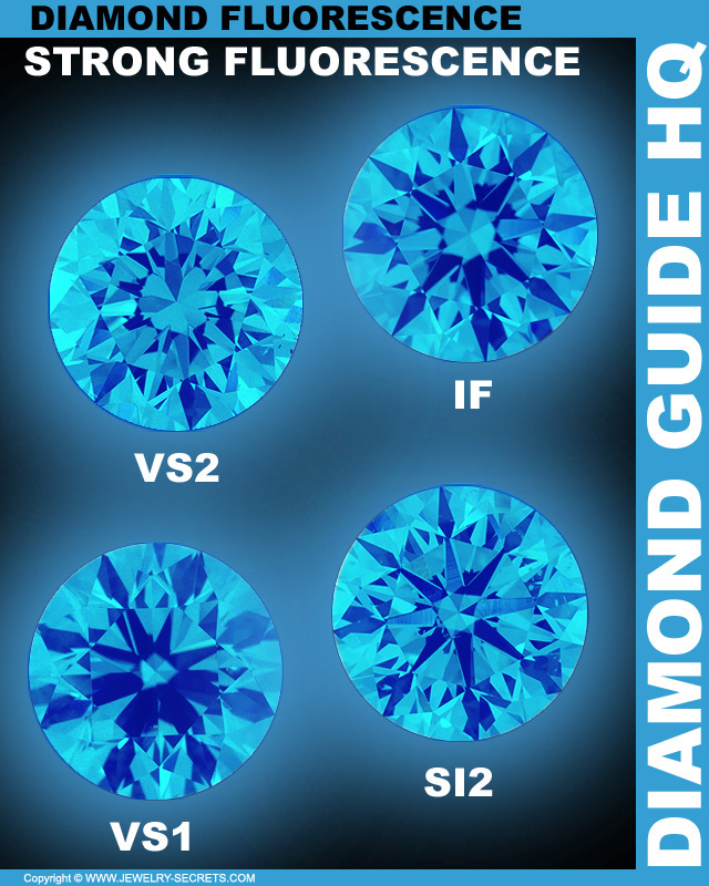 fluorescence hazy diamonds how diamond is important