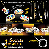 Gemstones And Diamonds Sample Ad
