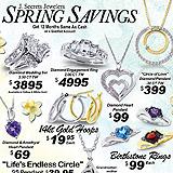 Gold and Diamond Savings Sample Ad