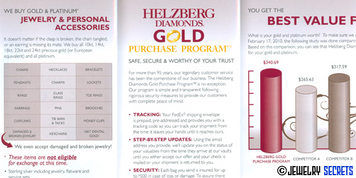 Gold Buying Brochure