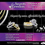 Limousine Service Jewelry Sample Ad