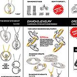 Million Dollar Diamond Event Sale Front Page Sample Ad