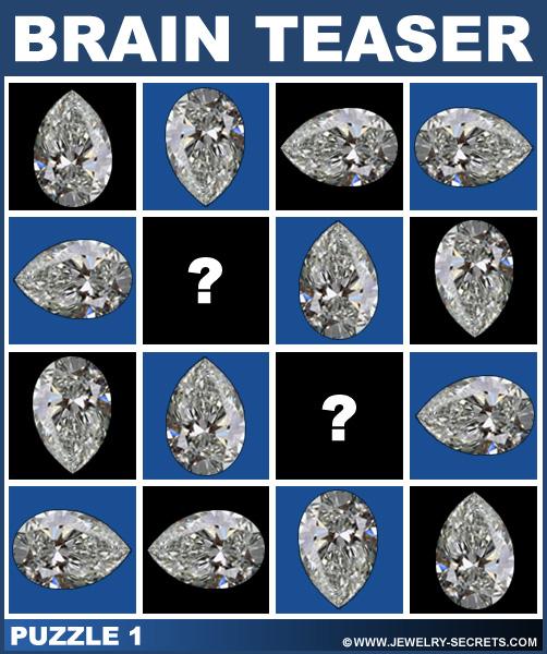 Missing Diamonds Puzzle 1