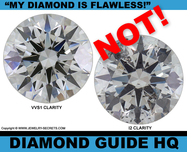 My Second Hand Diamond is Flawless!