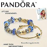 Pandora Bracelet Sample Ad