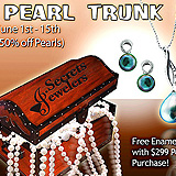 Pearl Trunk Show Sample Ad