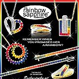 Rainbow Sapphire Collection Sample Ad