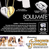 Soulmate Diamond Jewelry Sample Ad