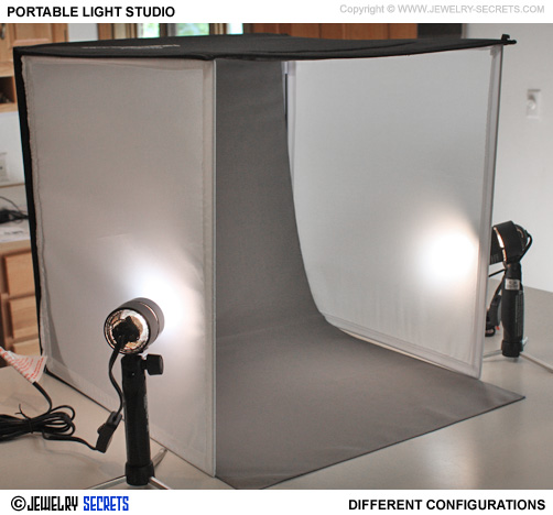 Photo Light Studio Configuration