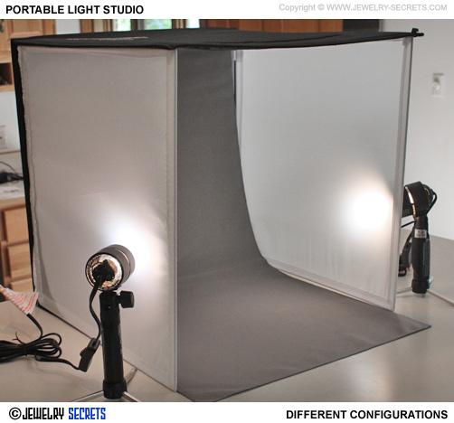 Photo Light Studio Configuration!