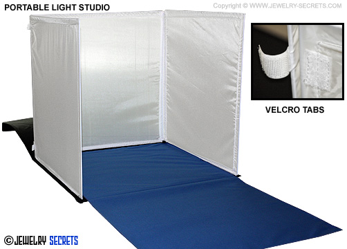 20 PHOTO LIGHT TENT STUDIO FOR JEWELRY Jewelry Secrets