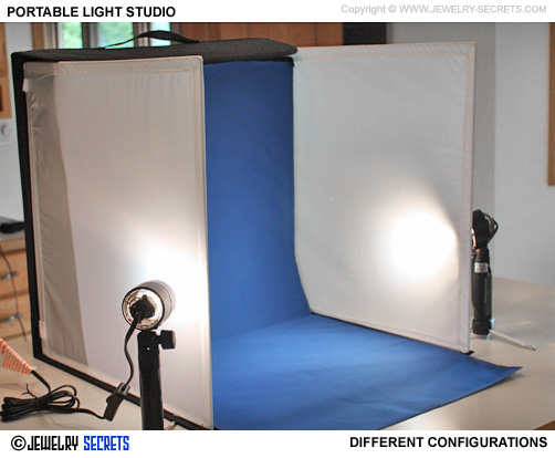 Light Studio Configurations