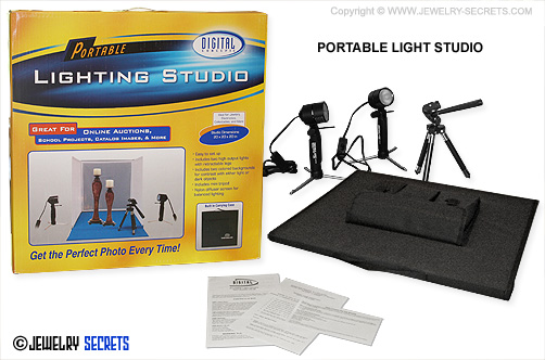 Photographic Lighting Studio