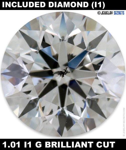 1.01 I1 G Brilliant Cut Diamond