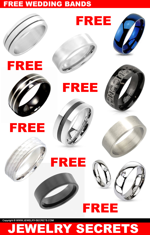 Absolutely Free Wedding Bands