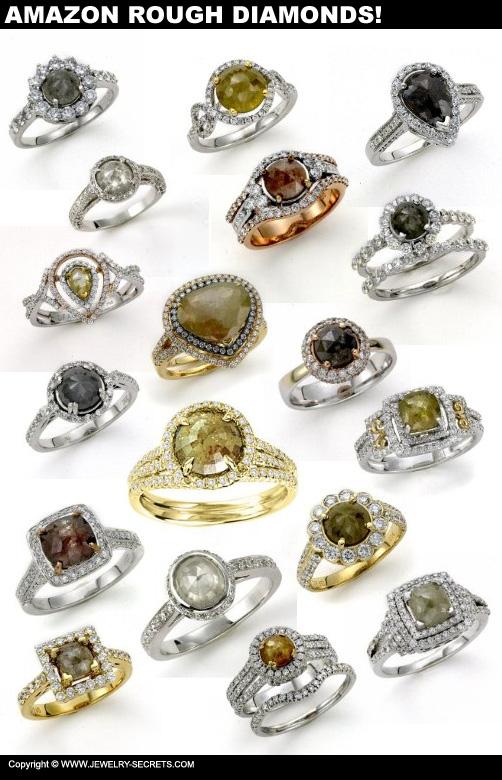 Amazon Rough Diamonds!