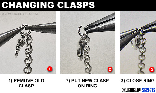 Changing Broken Clasps!
