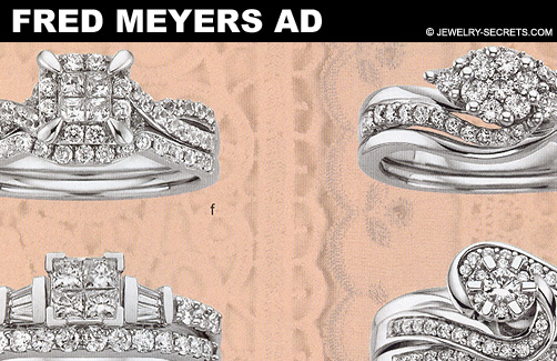 Fred Meyer Jewelers Diamonds Watches Jewelry & Engagement Rings