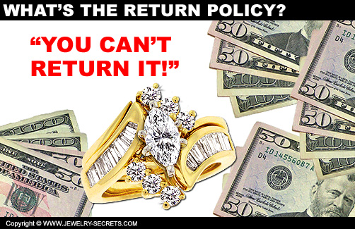 Diamond Return Policy!