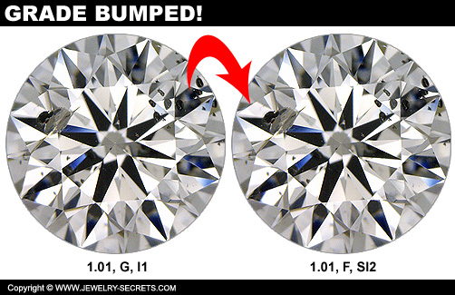 Grade Bump a Diamond!