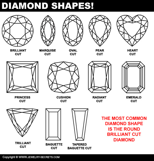 Diamond Shapes!