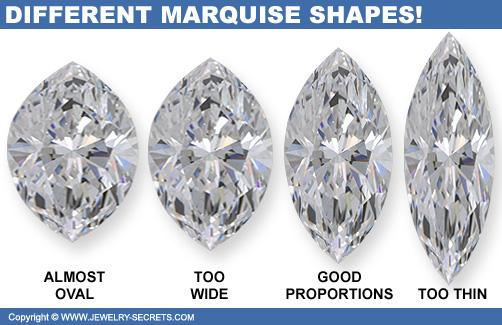 GOOD SHAPE BAD SHAPE MARQUISE DIAMONDS – Jewelry Secrets