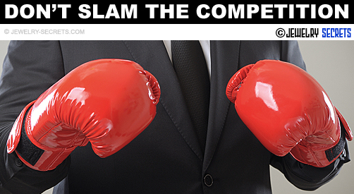 Don't Slam the Competition!