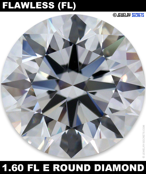 Flawless E Color Diamond