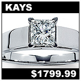 Kay Jewelers 1/2 Carat Diamond Ring!
