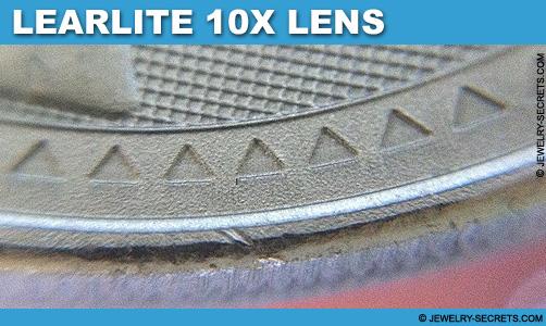 LearLite Close-Up Diamond Image!