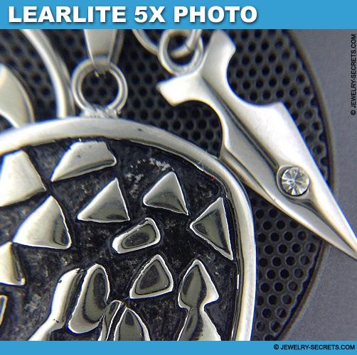 LearLite 5x Lens Photo!