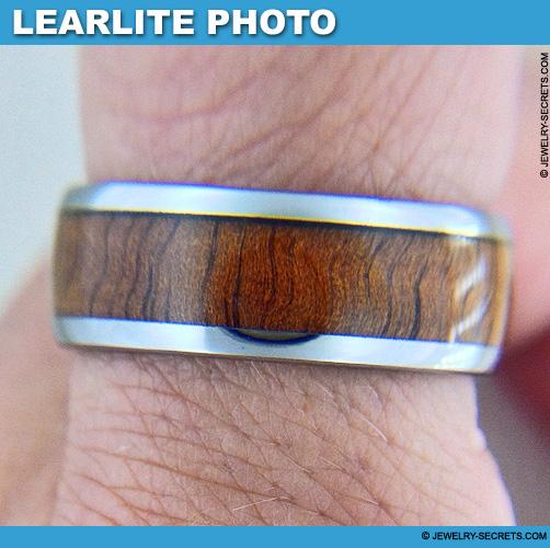 LearLite Jewelry Close Up Photo!