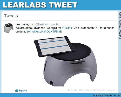 LearLite LearLabs Tweet!