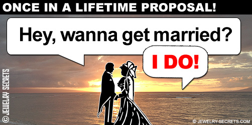 once life time proposals