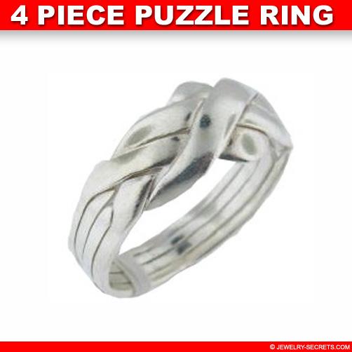 Solve  Piece Puzzle Ring