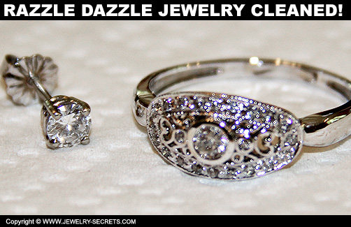 Razzle Dazzle Cleaned Items!