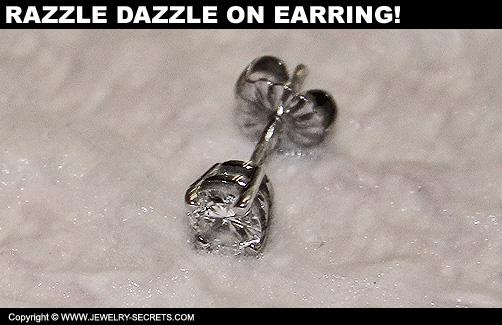 Razzle Dazzle Diamond Earring Test!