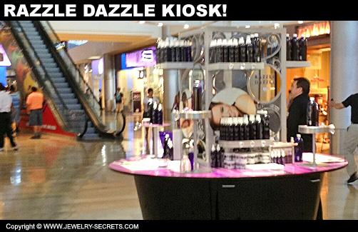 Razzle Dazzle Kiosk Vegas!