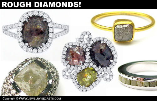 Rough Diamonds for Sale!
