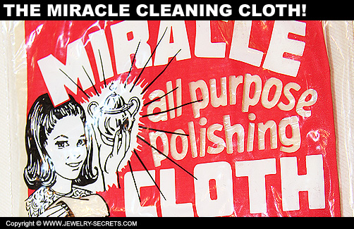 The Miracle Cleaning Cloth!