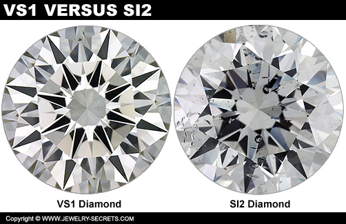 Vs Clarity Versus Si