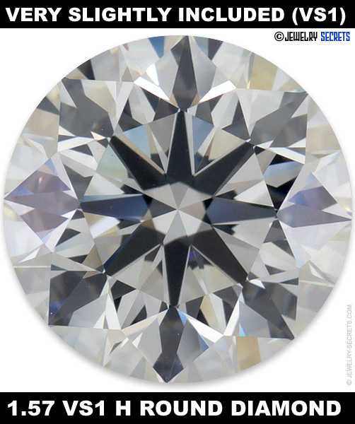 guide included to chart flawless internally diamonds of fl the if diamond clarity education slightly