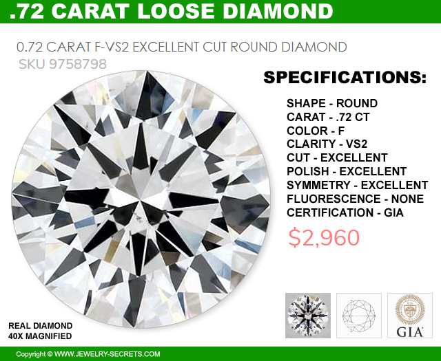 72-Point-VS2-F-Excellent-Cut-GIA-Certified-Round-Diamond