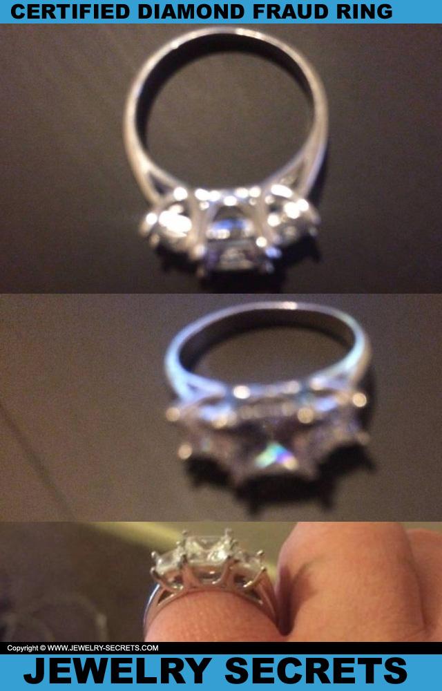 Certified Diamond Fraud Ring