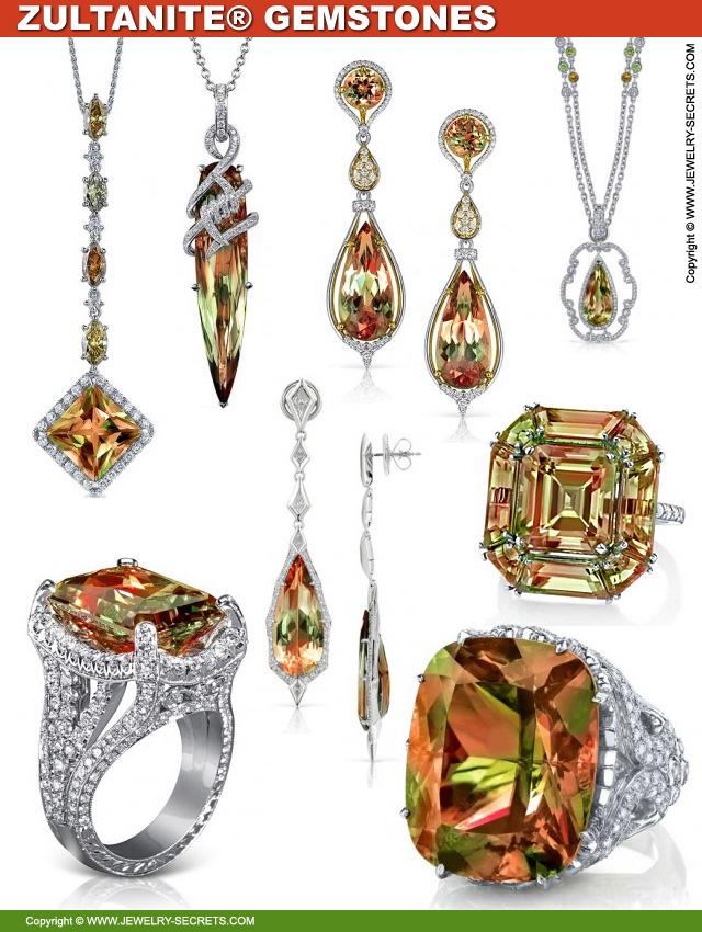 COLOR CHANGING ZULTANITE GEMSTONES – Jewelry Secrets