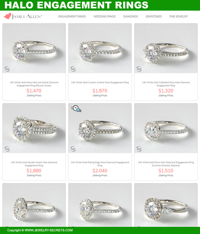 Halo-Engagement-Rings