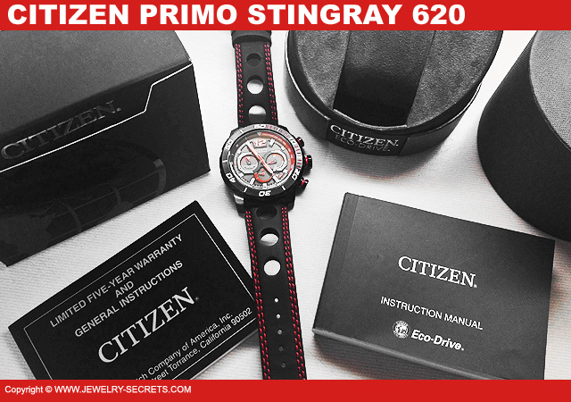 Citizen-Primo-Stingray-620-Watch-Contents