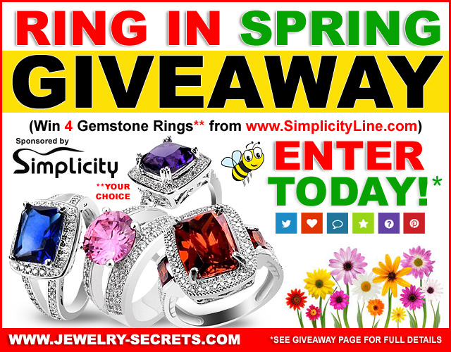 Jewelry Giveaway 13